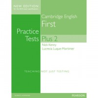 CAMBRIDGE ENGLISH PRACTICE TESTS PLUS 2 FIRST WO/KET