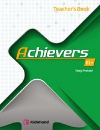 Achievers Teacher´s Pack  B1+
