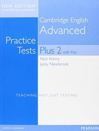 Practice Tests Advanced  With Key 2015