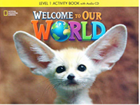 WELCOME TO OUR WORLD 1 WB