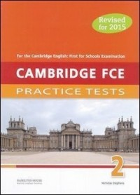 CAMBRIDGE FCE 2 PRACTICE TEST SB