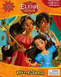 Divertilibros Elena De Avalor
