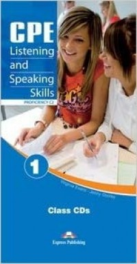 CPE LISTENING AND SPEAKING SKILLS 1 CD