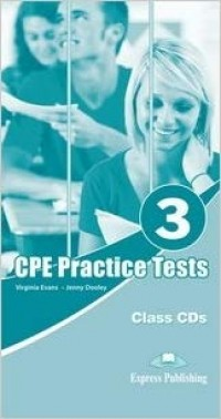 CPE PRACTICE TESTS 3 CLASS CDS