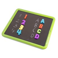 Magnetic Blackboard Set,Letters And Numbers