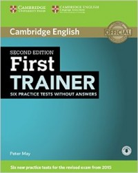 First Trainer Second Ed Wo Key