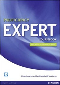 EXPERT PROFICIENCY COURSEBOOK W/AUDIO CD