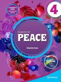 STUDENTS FOR PEACE 4 - STUDENT´S BOOK