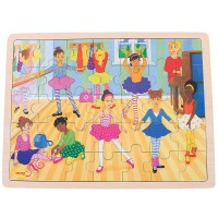 BALLET TRAY PUZZLE 35 PIECES