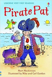 Usborne Very First Reading : Pirate Pat