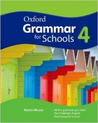 Oxford Grammar For Schools 4