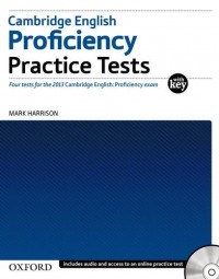Cambridge English Proficiency Practice Test with key