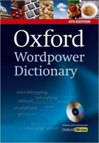 Oxford Wordpower Dictionary New 4Th Edition