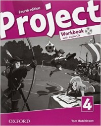 Project 4 Fourth Ed Wb With Audio Cd