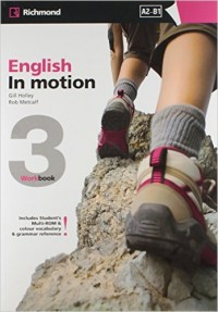 ENGLISH IN MOTION 3 WORKBOOK