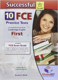 Sucessful 10 Fce Practice Tests