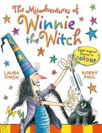 Winnie The Witch Eight Magical Stories In Colour