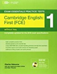 Exam Essentials Fce 1  Practice Test Wo Key