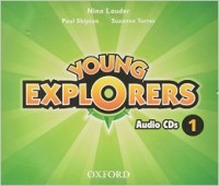 Young Explorers 1 Cd