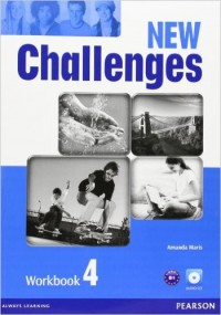 New Challenges 4 Wb/Cd