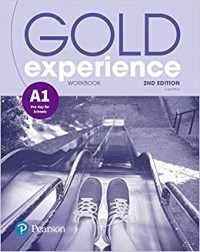 GOLD EXPERIENCE A1 WB 2ND EDITION