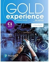 GOLD EXPERIENCE ADVANCED C1 STUDENT´S BOOK 2ND EDITION WITH ONLINE PRACTICE