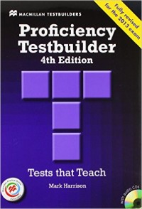 New Proficiency Testbuilder WO KEY 4Th.Ed.