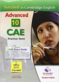 SUCCEED IN ADVANCED ENGLISH CAE
