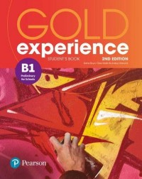 GOLD EXPERIENCE B1 SB 2ND EDITION