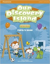 Our Discovery Island pupil's book