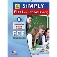SIMPLY FIRST FOR SCHOOLS TEACHER'S BOOK