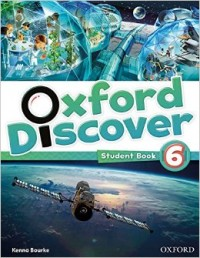 Oxford Discover 6 Student´s Book