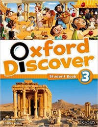 Oxford Discover 3 Book