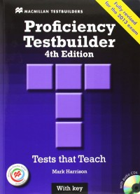 Proficiency Testbuilder With Key  4Th Edition