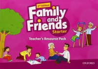 Family And Friends Starter Second Ed Tch Resource Pack