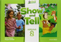 Oxford Discover Show And Tell 2 Workbook
