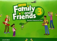 Family And Friend 3 Tch Resource Pack 2Nd Edition