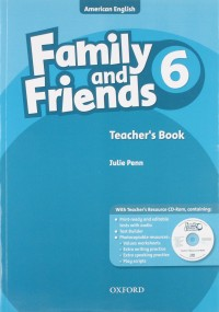 American Family And Friends 6 Tch