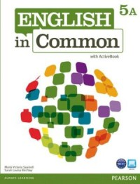 English In Common 5 Sb With Active Book