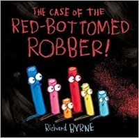 THE CASE OF THE RED BOTTOMED