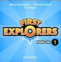 First Explorers 1 Class Cd