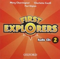 First Explorers 2 Class Cd