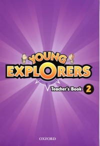 Young Explorers 2 Tch S Book