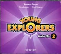 Young Explorers 2  Cd