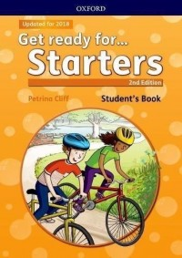 GET READY FOR STARTERS SB SECOND ED