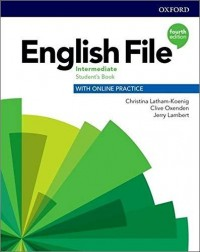 ENGLISH FILE 4TH ED INTERMEDIATE SB WITH ONLINE PRACTICE