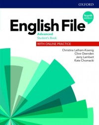 ENGLISH FILE 4 RD EDITION ADVANCED SB WITH ONLINE PRACTICE