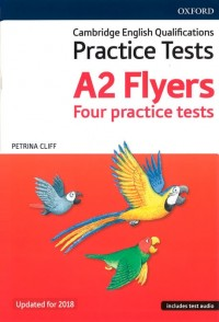 PRACTICE TEST A2 FLYERS