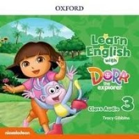 LEARN ENGLISH WITH DORA THE EXPLORER 3 -STUDENTS BOOK
