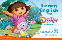 LEARN ENGLISH WITH DORA THE EXPLORER 2 - WORKBOOK